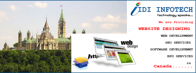 Web Design Canada Best Website Designing Company In Canada Affordable Web Development Services Idi Infotech