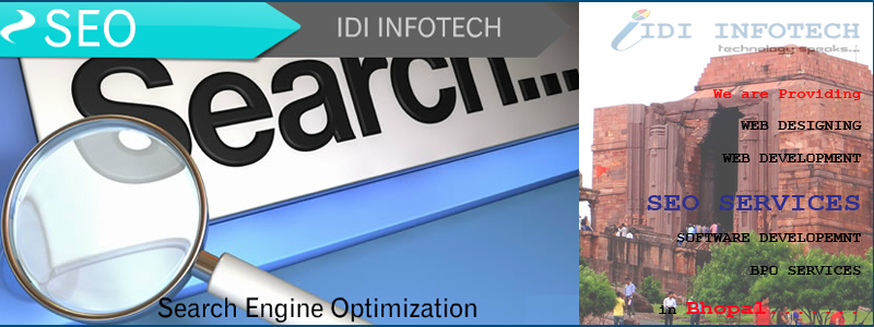 SEO Bhopal, SEO Company Bhopal, Search Engine Optimization Services in Bhopal - IDI INFOTECH