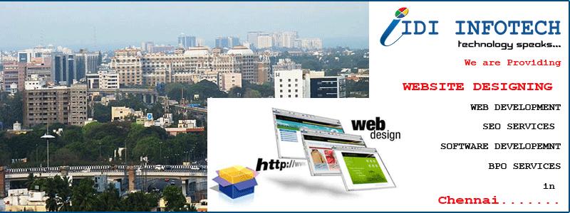 Web design Company in Chennai, Website Designing & Development